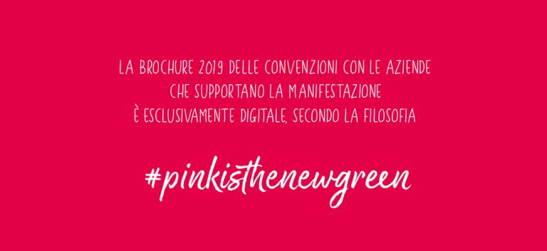 #pinkisthenewgreen